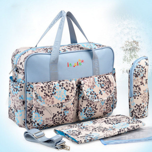 One Set Mother Bags - High Quality Bags Baby Diaper Stroller Bags for Mom - CheckaBaby