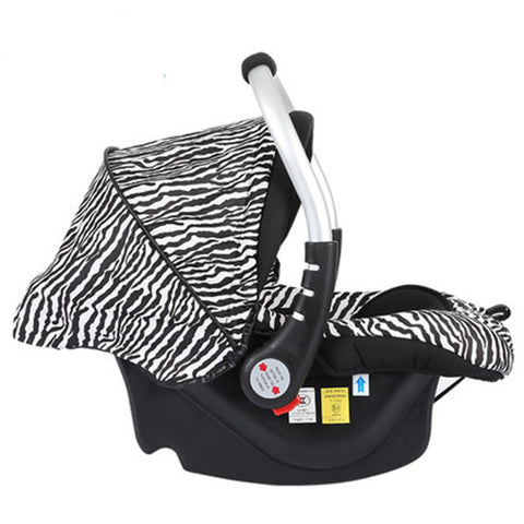 0-9 month Baby Car Basket  Type Baby Safety car Seat - CheckaBaby