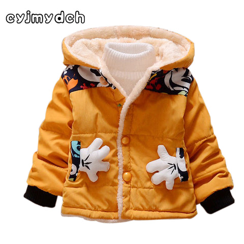 Cyjmydch Boys Jackets Winter Outerwear & Coats - CheckaBaby