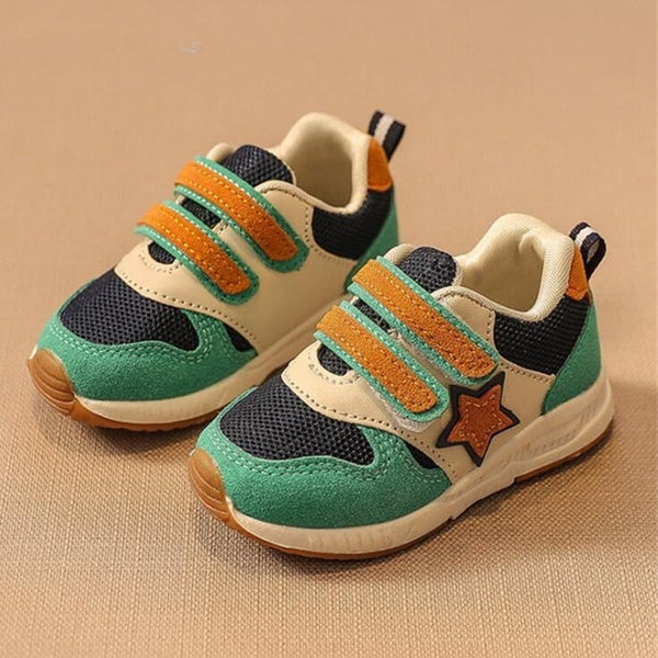New Sport Children Shoes Kids Boys Sneakers Spring Autumn Net Mesh Breathable Casual Girls Shoes Running Shoe For Kids - CheckaBaby