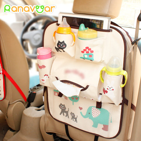 New Design  Bag Organizer for Universal Baby Stroller or Baby Car Hanging Basket  With IPad Bag - CheckaBaby