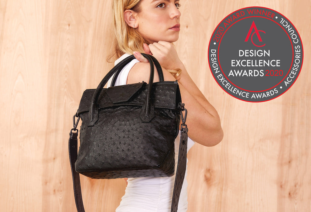 Accessories Council - 2020 Design Excellence Award Winner