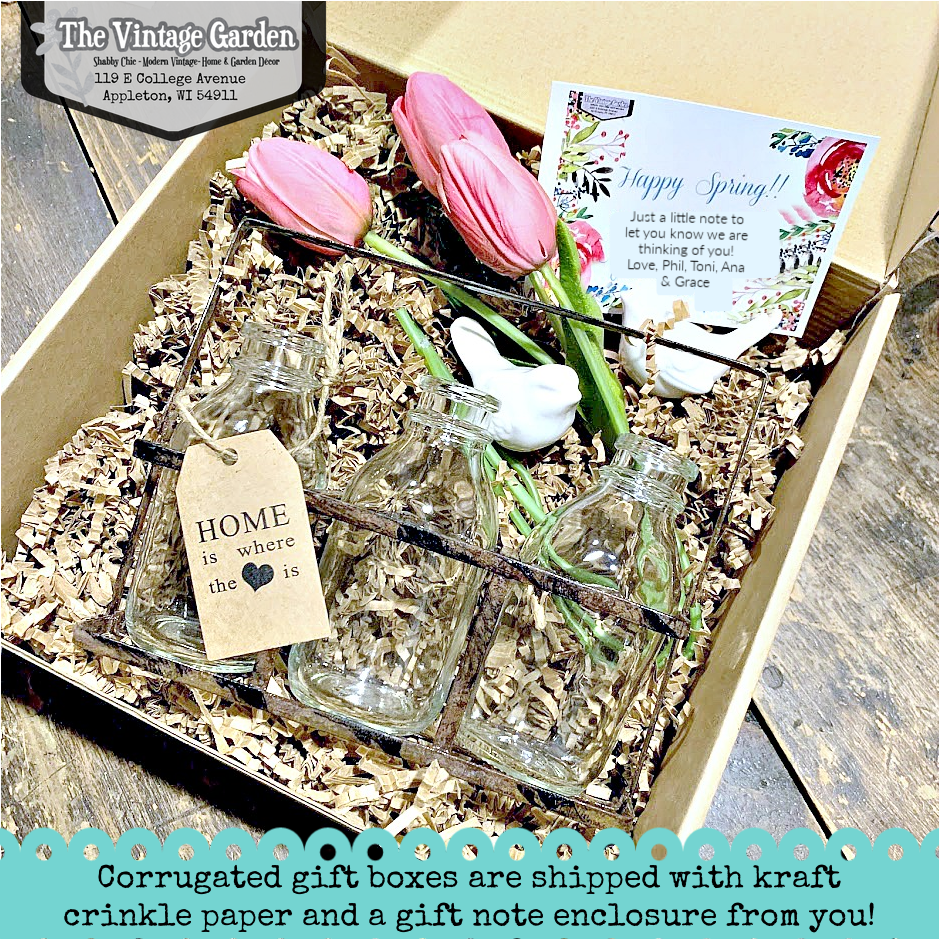 Be Brave {Gift Box}