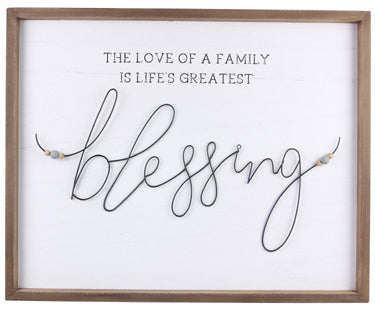 Blessing | Wall Art