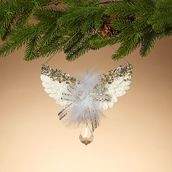 Sparkle Wings Ornament
