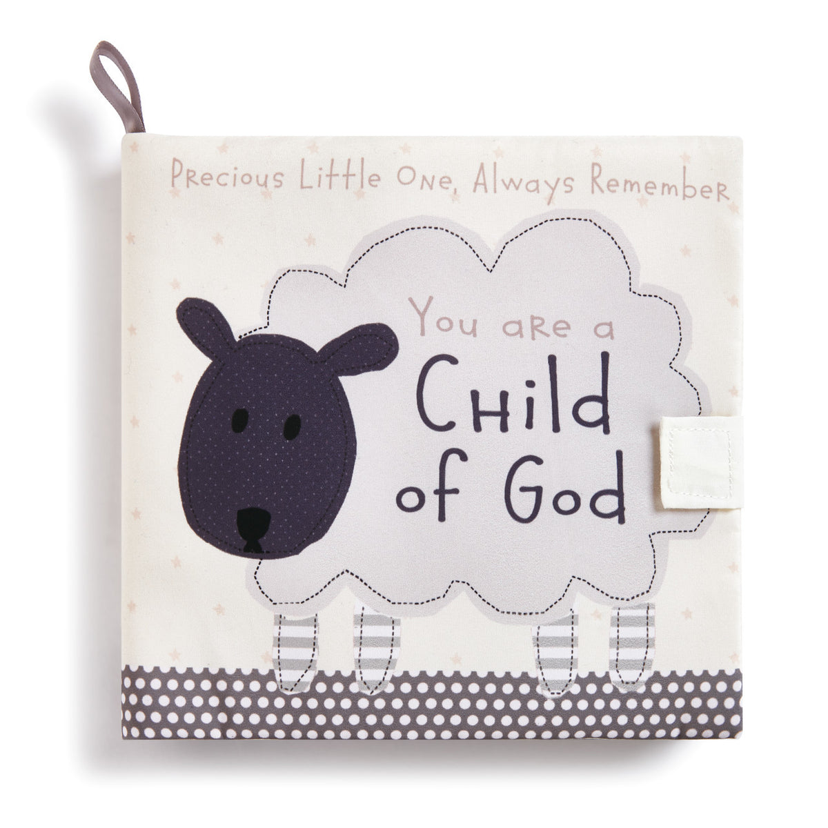 Child of God Activity Soft Book