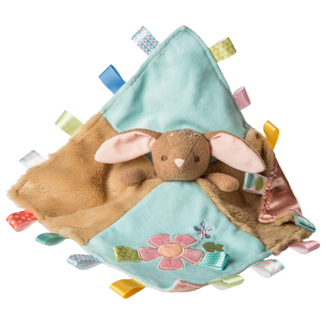 Bunny Taggies Lovey Blanket {sold out}
