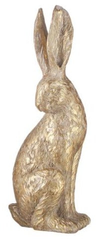 Gold Bunny | 12.25""