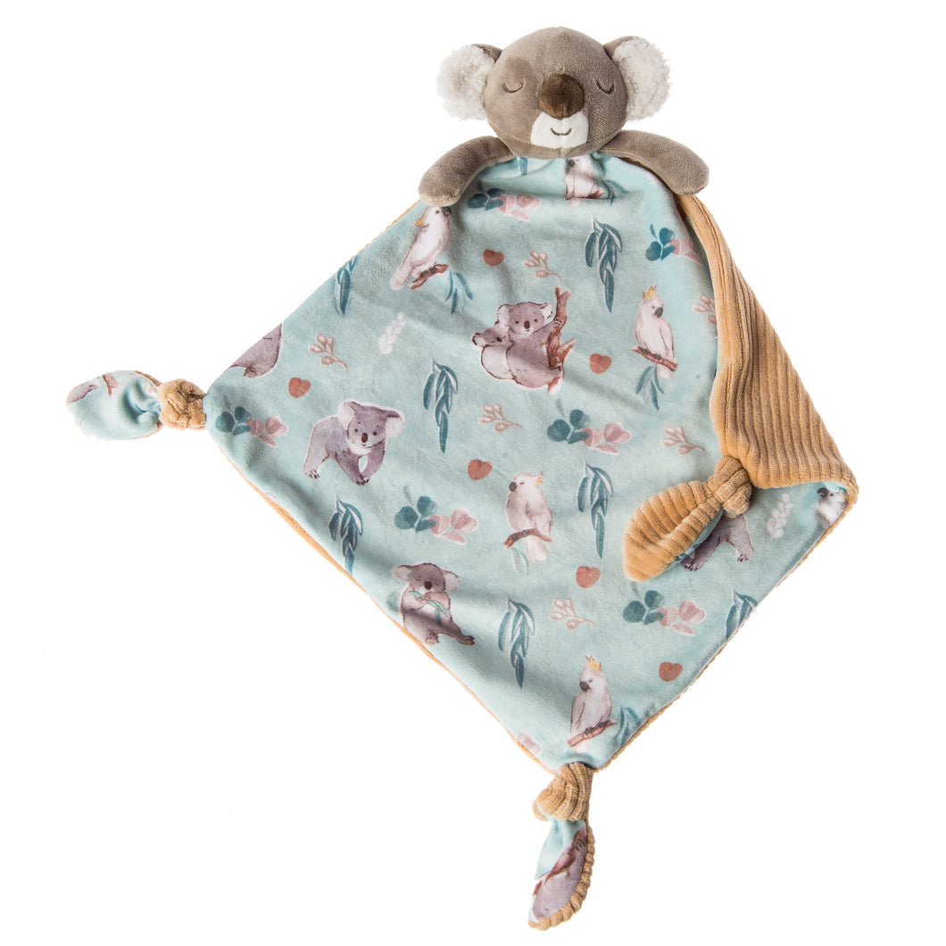 Koala Little Knottie Blanket