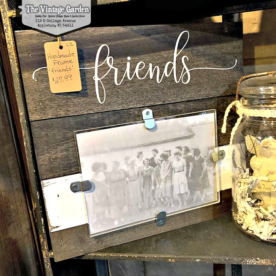 Friends | Handmade Frame