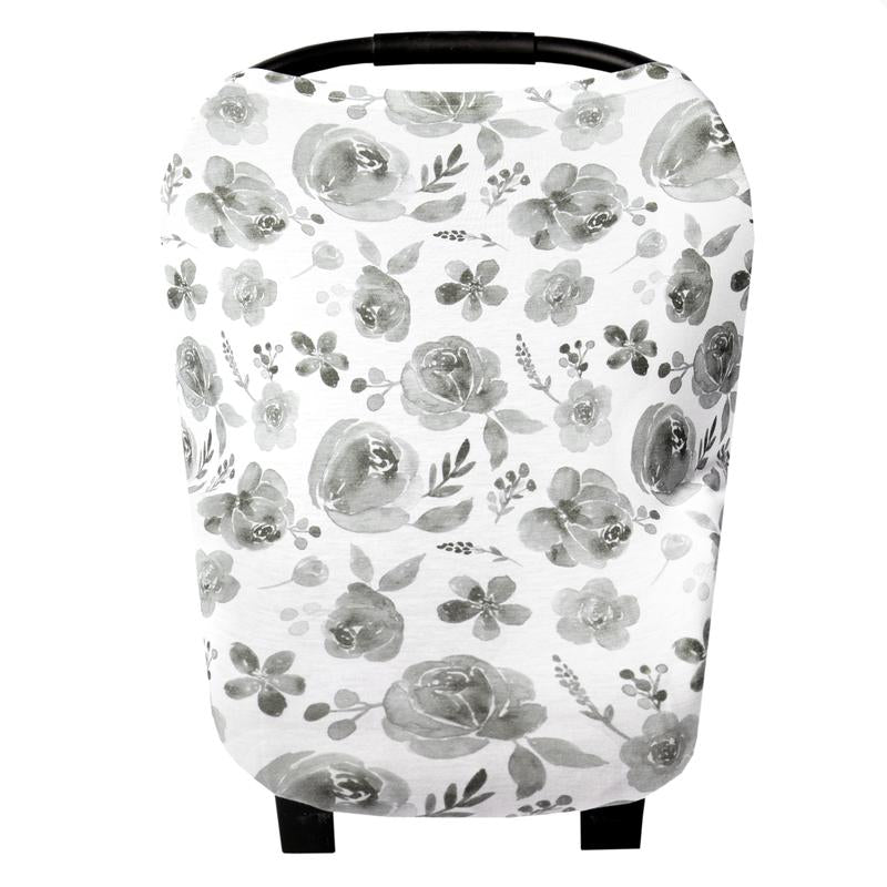 Rowan Floral Multi-Use Carseat Canopy & Nursing Cover