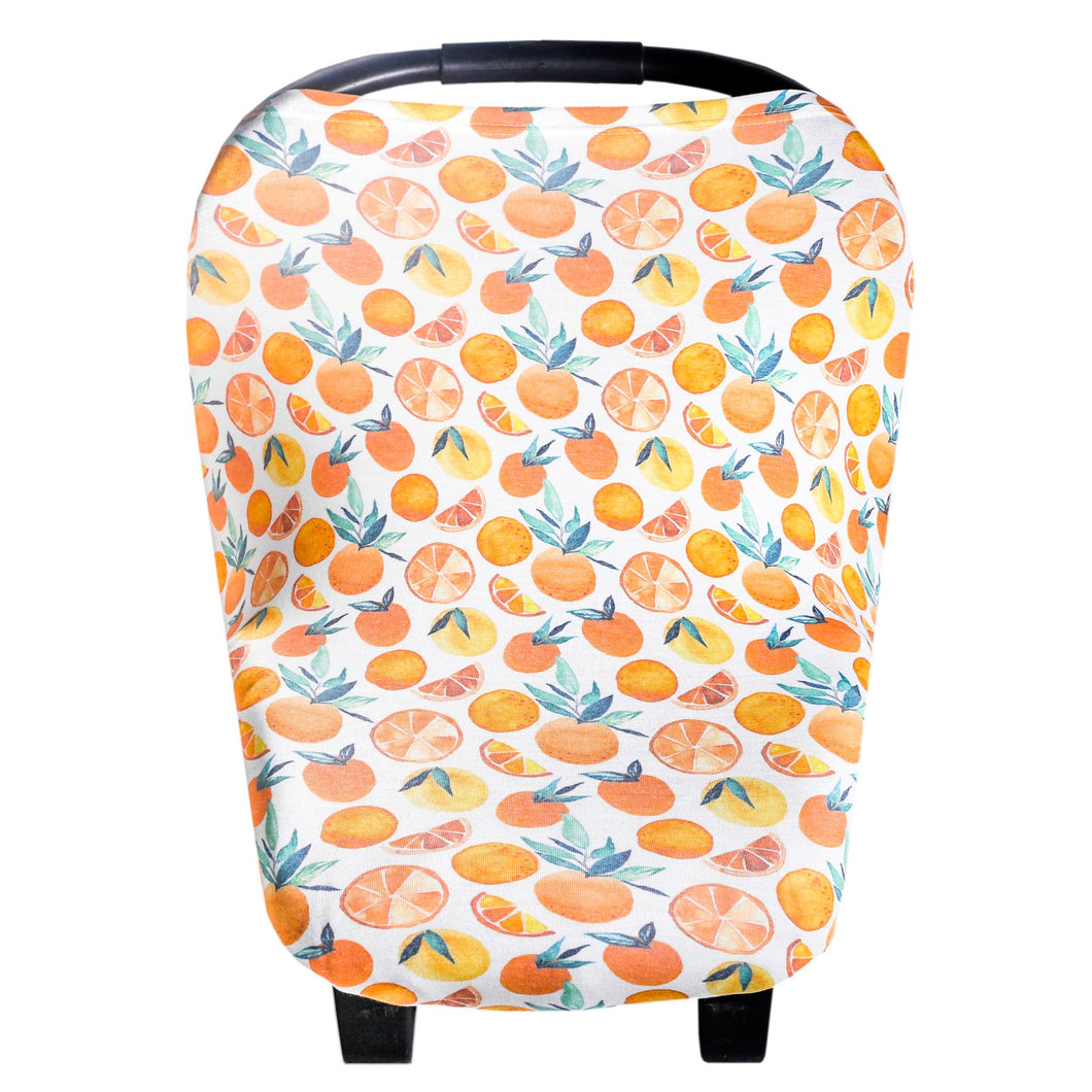 Citrus Multi-Use Carseat Canopy & Nursing Cover
