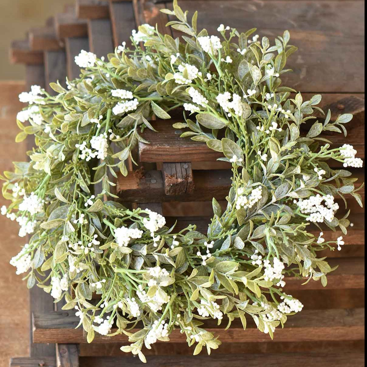 Luxberry Wreath | 14""