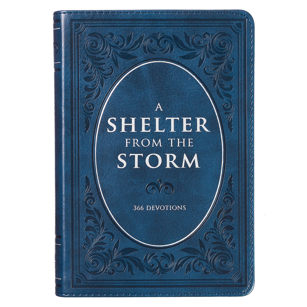 A Shelter from the Storm Devotional