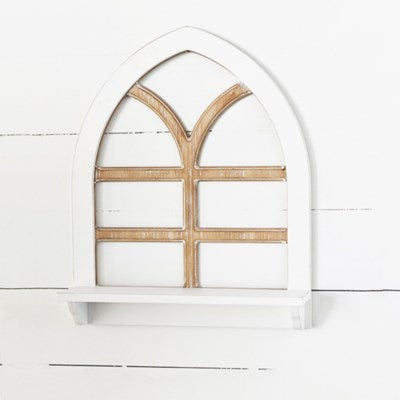 Arched Frame Shelf