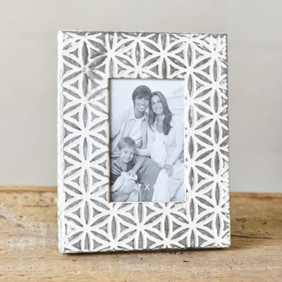 Boho Photo Frame | Metal