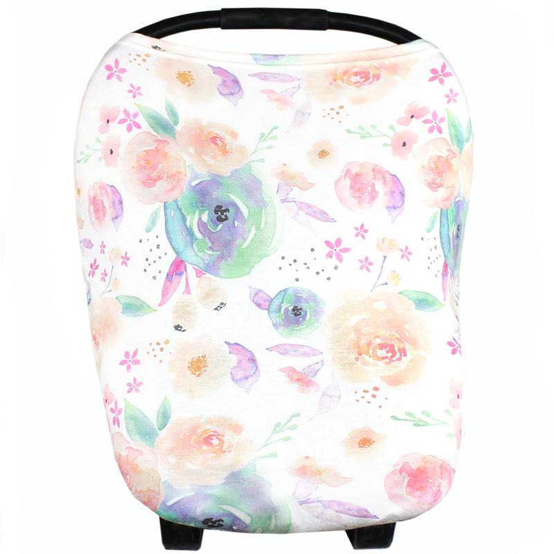 Bloom Multi-Use Carseat Canopy & Nursing Cover