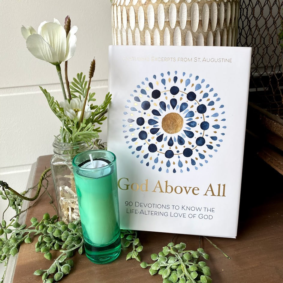 God Above All Devotional {Gift Box}