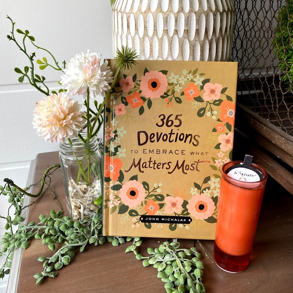 What Matters Most Devotional {Gift Box}