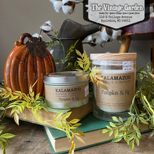 {Autumn} Soy Candle | Pumpkin & Fig