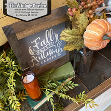 {Autumn Gift Box} Fall Breeze & Autumn Leaves