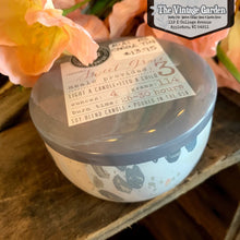 Sweet Grace Candle -- Metal Tin