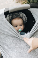 Asher Multi-Use Carseat Canopy & Nursing Cover