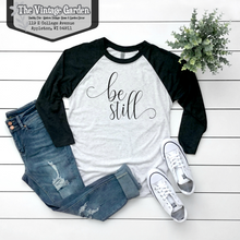 Be Still Raglan
