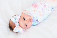 Bloom Swaddle Blanket