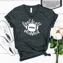 {Autumn} Football Mama Tee