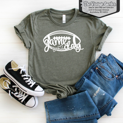 {Autumn} Gameday Tee