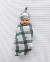 Buffalo Plaid Swaddle Blanket