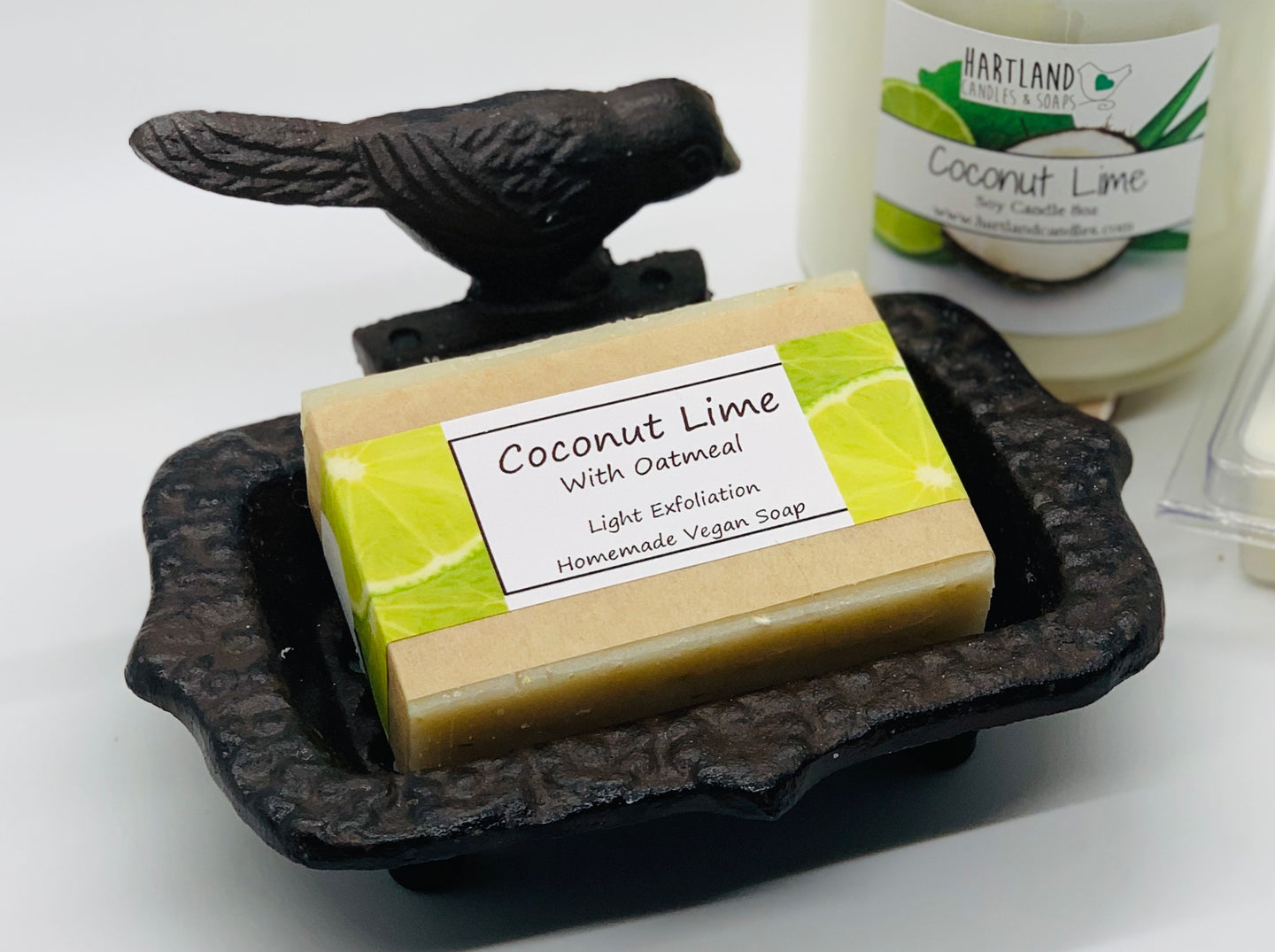 Vegan Soaps - Coconut Lime