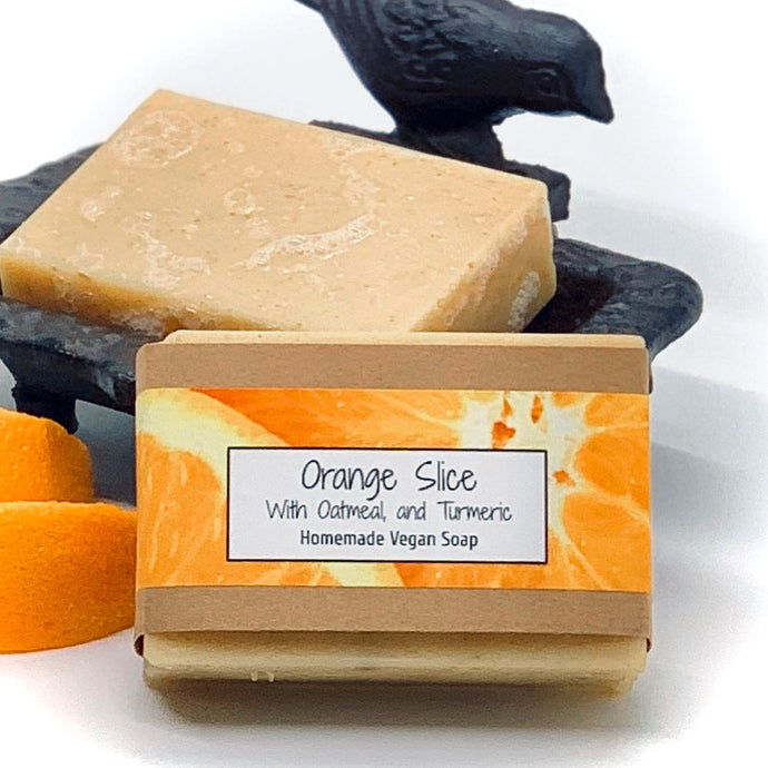 Vegan Soaps - Orange Slice Soap
