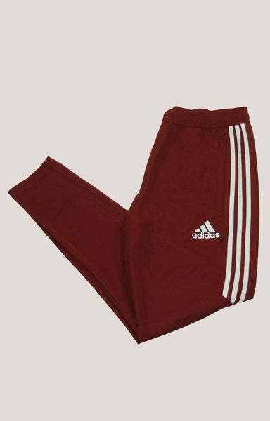 Adidas Soccer Pants in Maroon