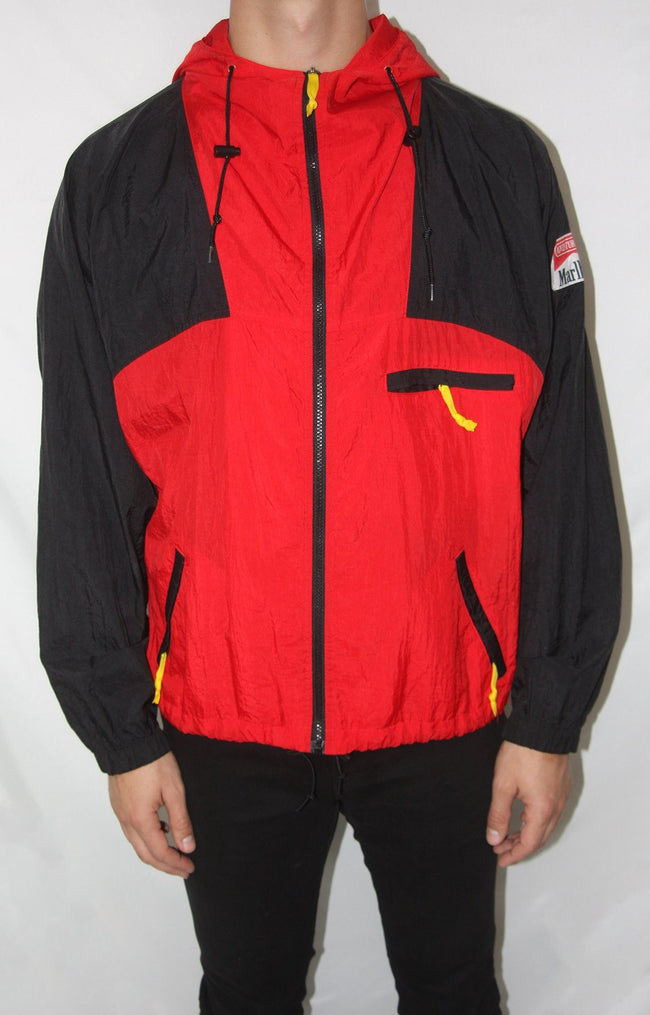 Vintage Marlboro Adventure Team Windbreaker