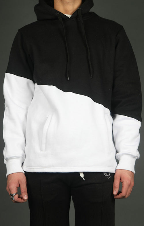 Steady Hands Color Block Hoodie