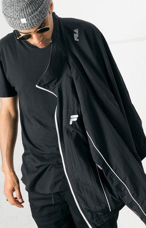 Fila Jacket in Black