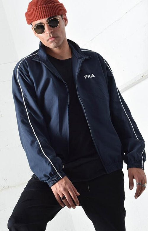 Fila Jacket in Navy