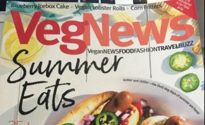 Vegnews Media - Summer Eats!