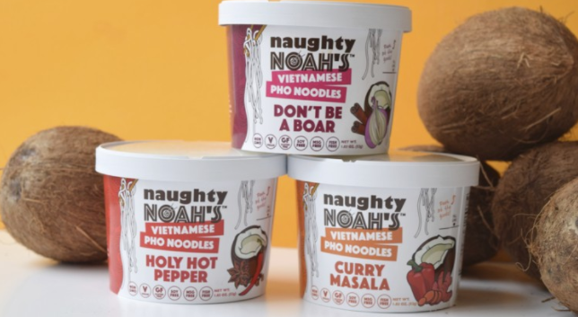 FOOD NAVIGATOR USA: Inspired by mom: Naughty Noah eyes ramen category disruption with Vietnamese Pho noodle soups