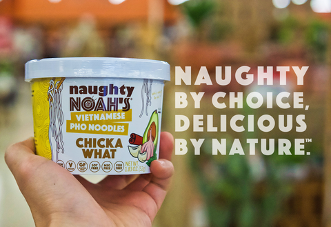 Naughty Noah's Pho: Naughty by choice, delicious by nature