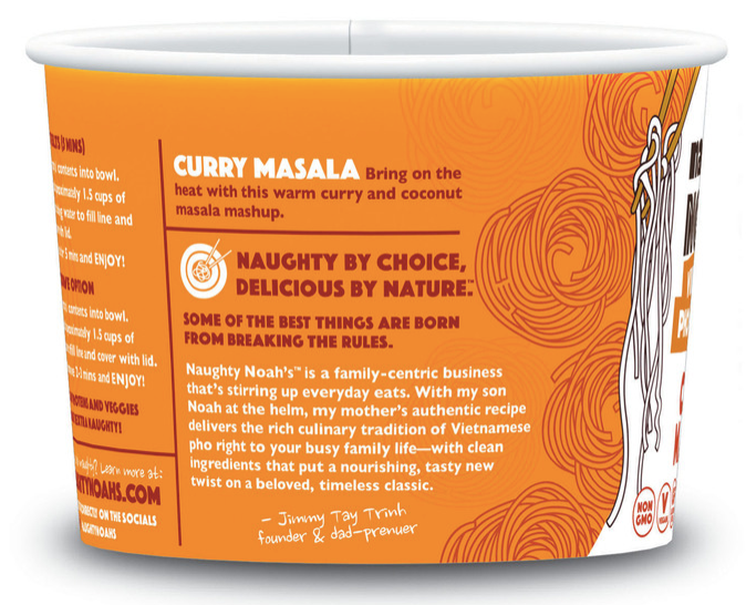 Curry Masala Pho — 6-pack case