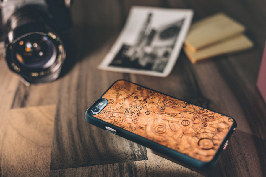 Organic Wood Phone Cases and Covers