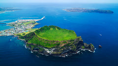 Jeju Island, Korea. Wonder of the World