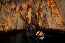 Puerto Underground River. Natural Wonder of the World