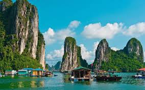 Ha Long Bay. Natural Wonder of the Wolrd
