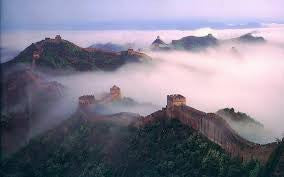 Great Wall of China. Natural Wonder of the World