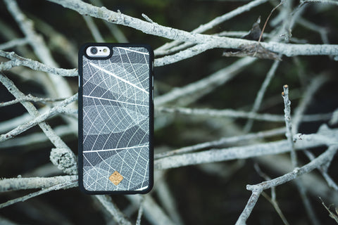 Natural Skeleton Phone Case For Halloween