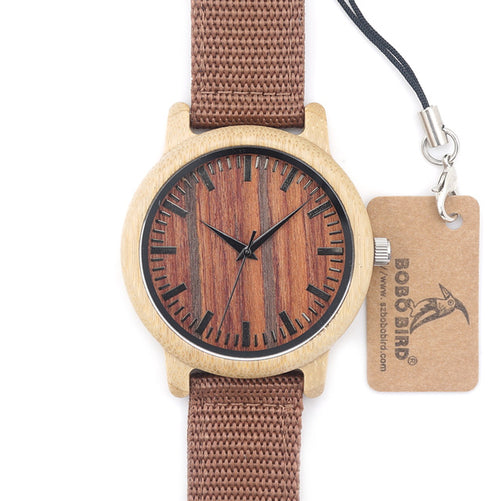 D10 New Designer Luxury Wood Watch